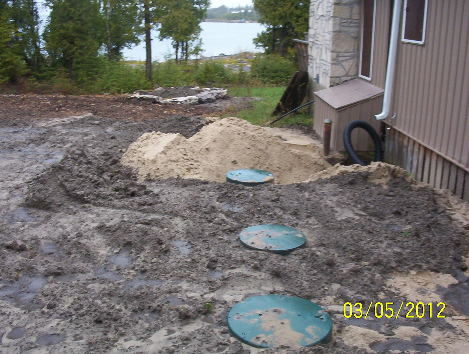 73 ecoflow septic system gunnell engineering septic for Ecoflow septic system